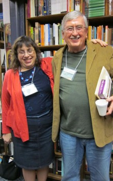 Caryn and Roy Eighth Day Books 150 Kansas Poems Release Nov 5 2011