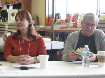 Nov 5 2011 Ronda Miller and Roy Beckemeyer