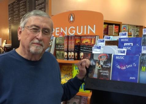 Roy Beckemeyer at Watermark Books small