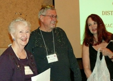 Roy with Nancy and Ronda 2013 KAC Poet of the Year