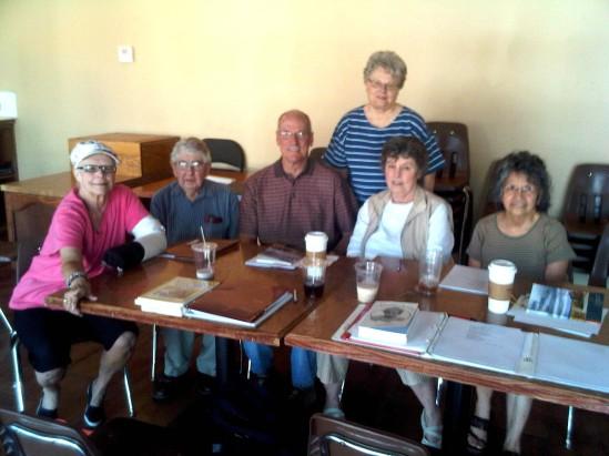 Wayward Poets 12 August 2010
