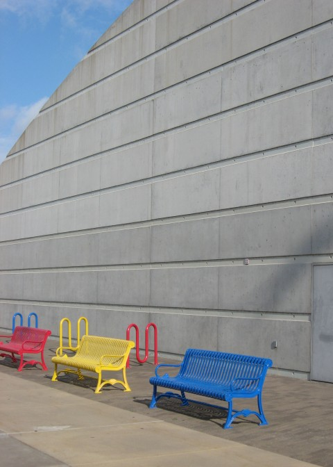Primary COlors Exploration Place Wichita RJB