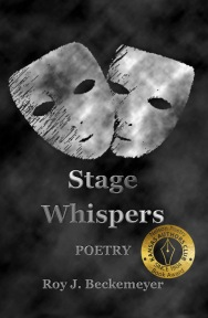 Stage Whispers Cover with Seal